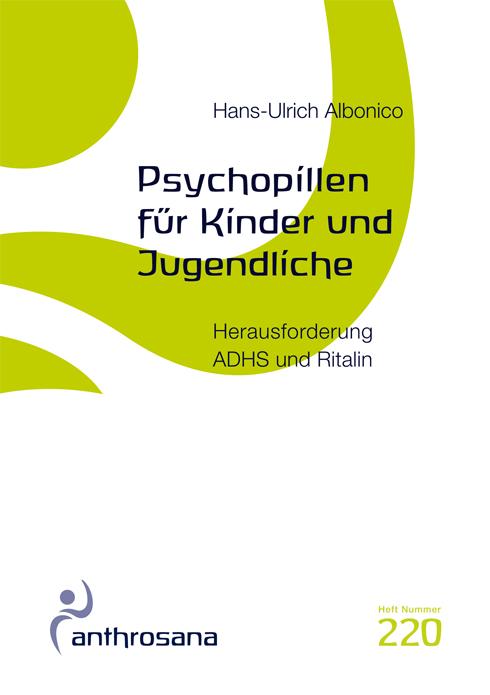 Psychopillen für Kinder und Jugendliche