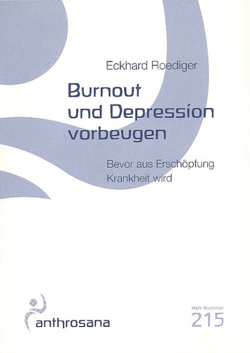 Burnout und Depression vorbeugen
