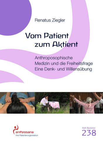 Vom Patient zum Aktient